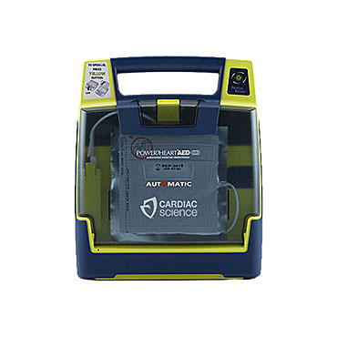 Powerheart® AED G3 Plus Automatic - Cardiac Science