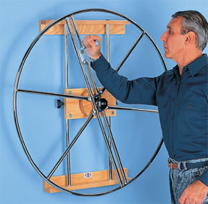 Shoulder Wheel - Hausmann