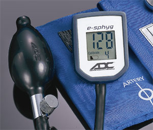 Blood Pressure Digital Aneroid E-Sphyg - ADC