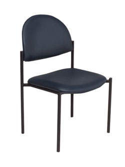 Upholstered Side Chair w/o Arms - Brewer