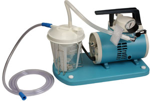 Portable Aspirator Schuco-Vac 130 - Allied